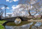 Die byzantinische Brücke in Edessa