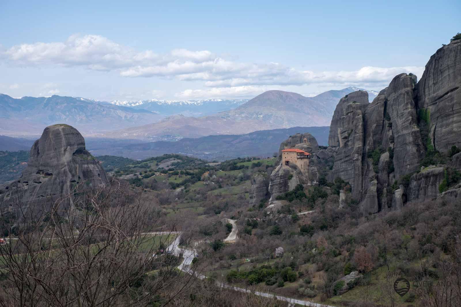 Meteora Klöster – Ein Muss für Griechenlands Festland