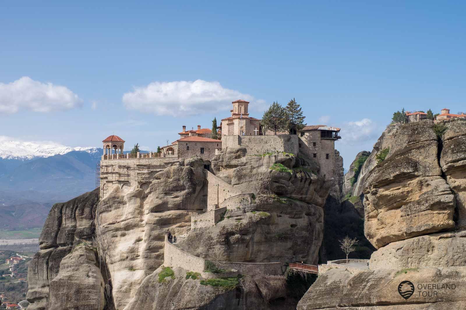 Das Kloster Varlaam - Meteora
