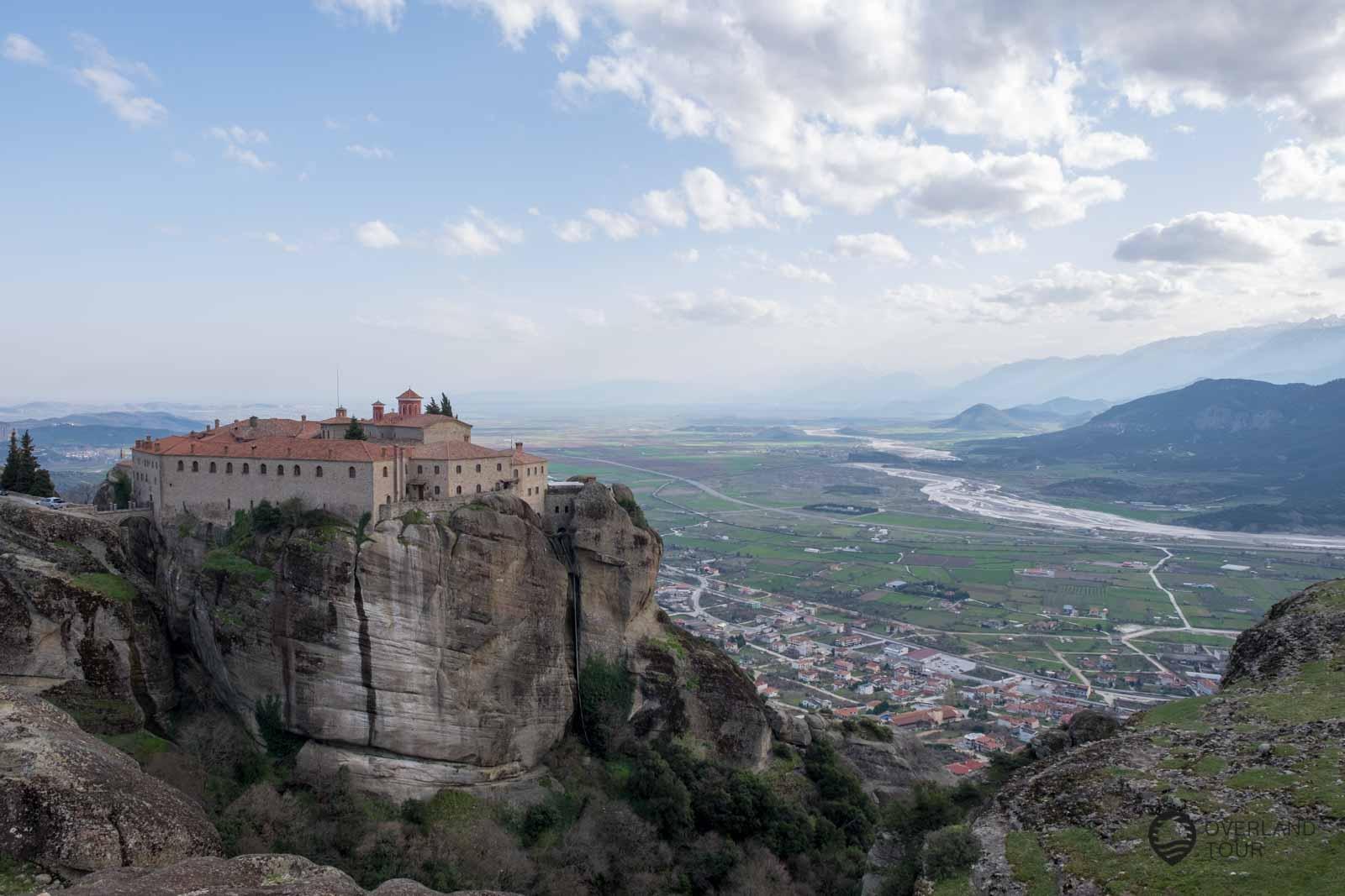 Kloster Agios Stefanos – Meteora