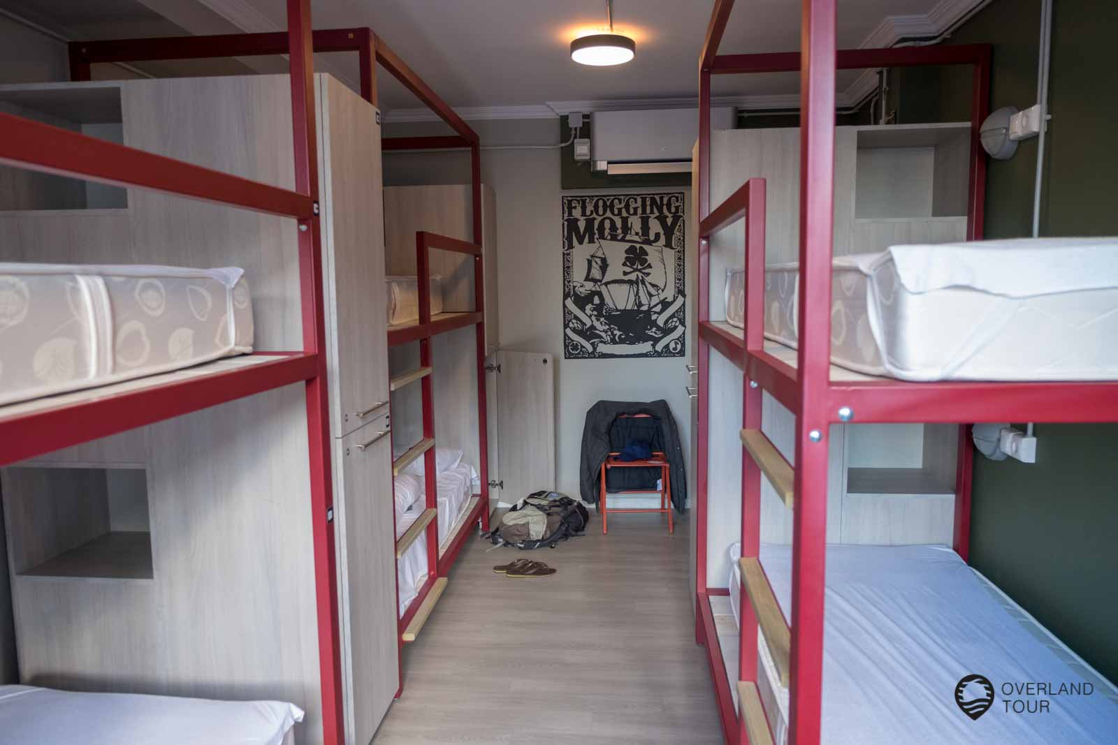 STAY Hybrid Youth Hostel in Thessaloniki