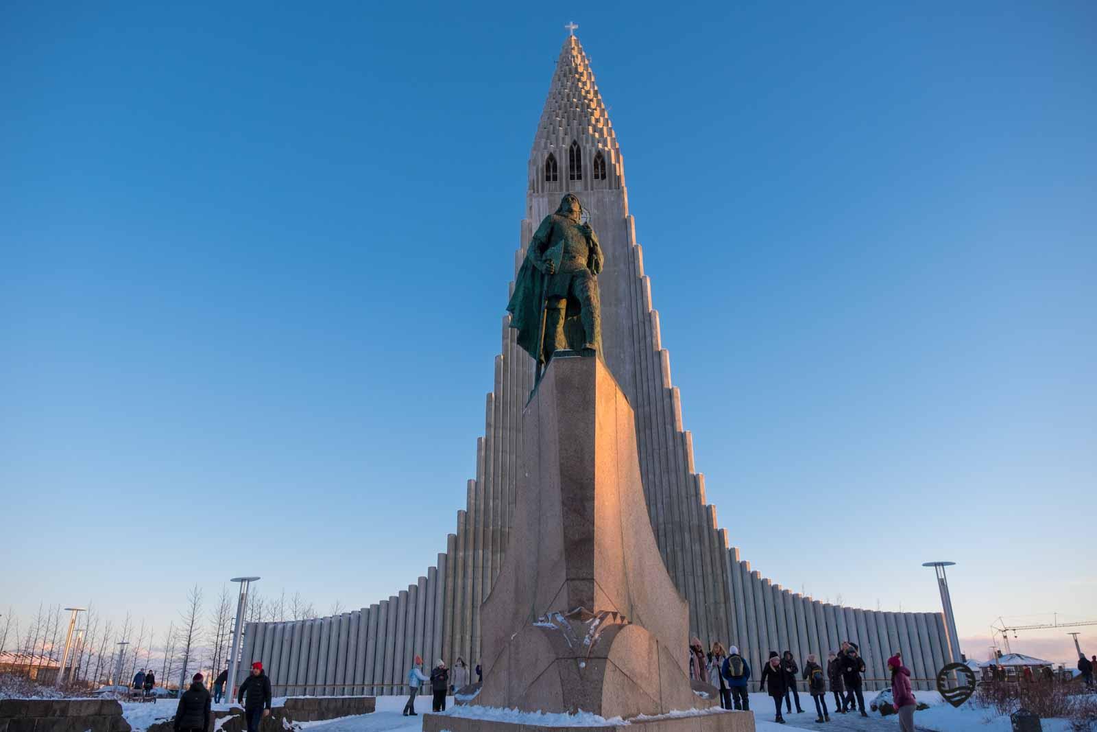 Reykjavik Sehenswürdigkeiten – Islands Hauptstadt enttäuscht mich
