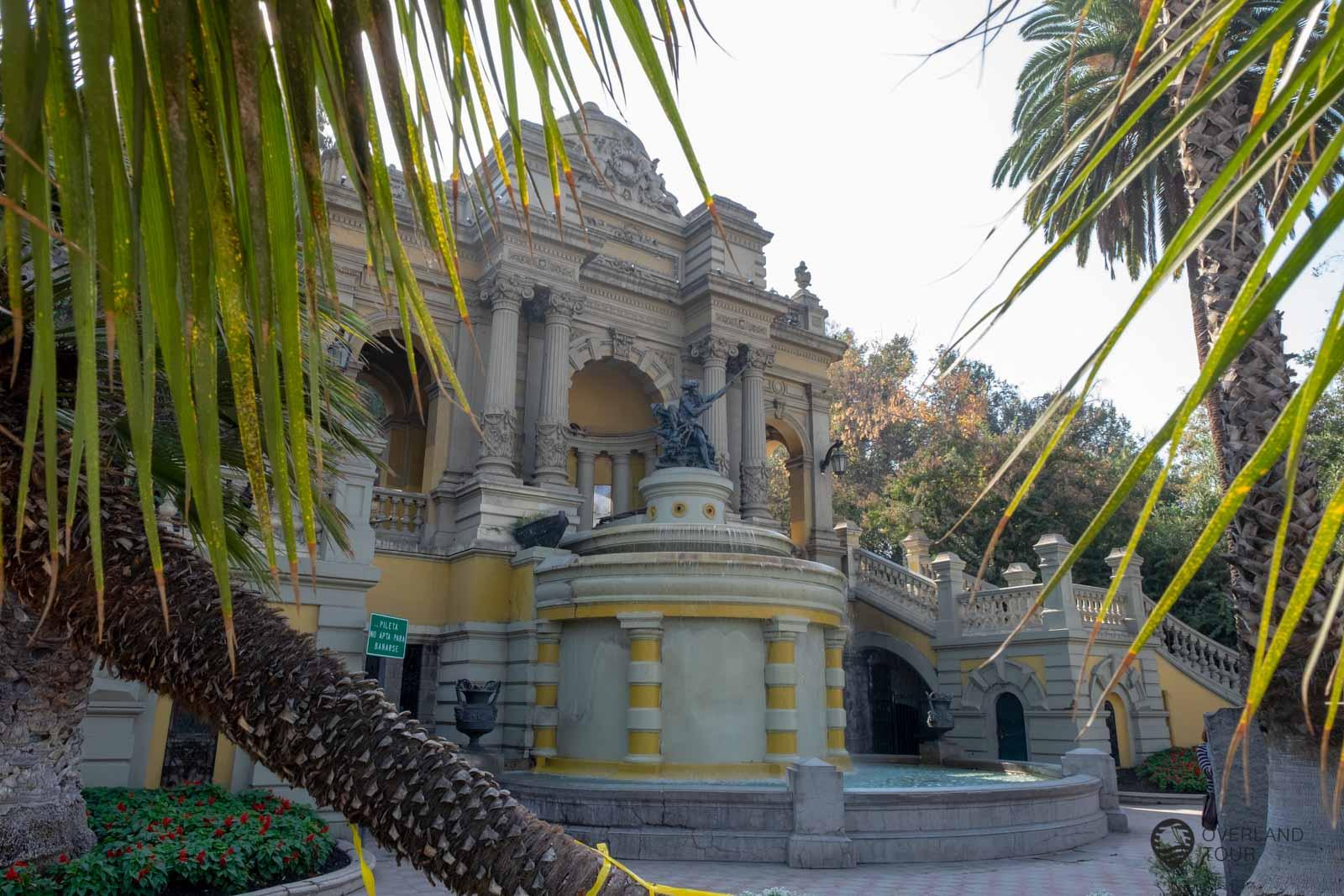 Santiago De Chile Sehenswürdigkeiten Overlandtour