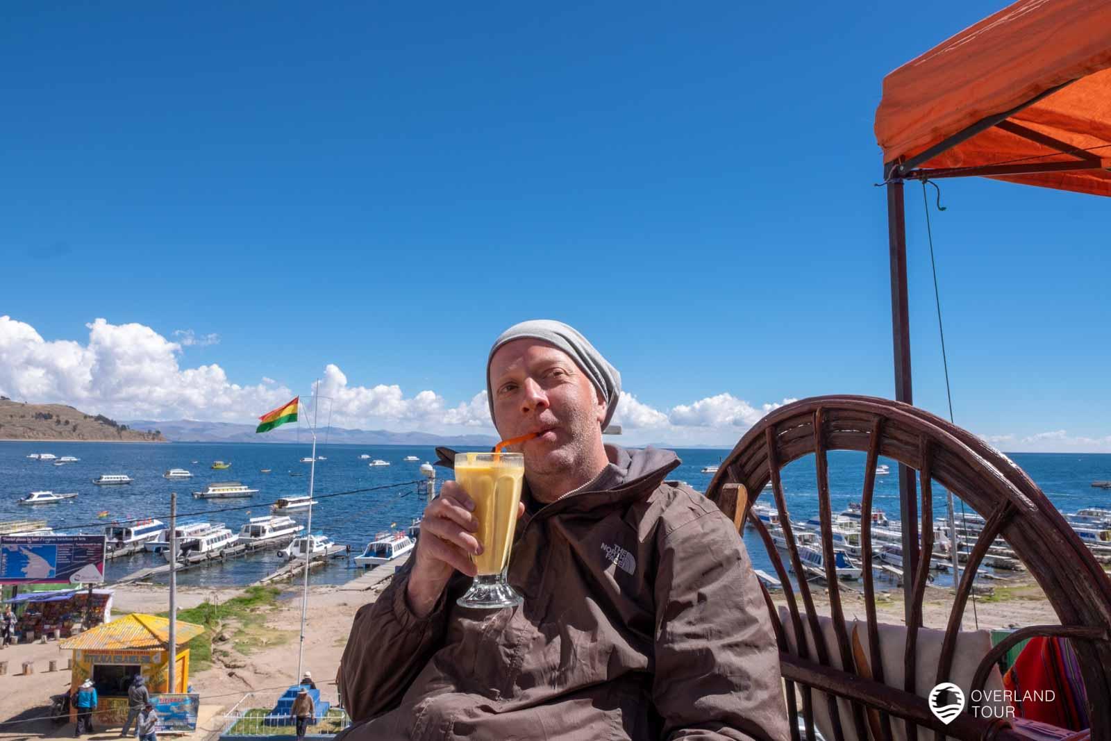 Copacabana - Isla del Sol - Sonneninsel - Bolivien