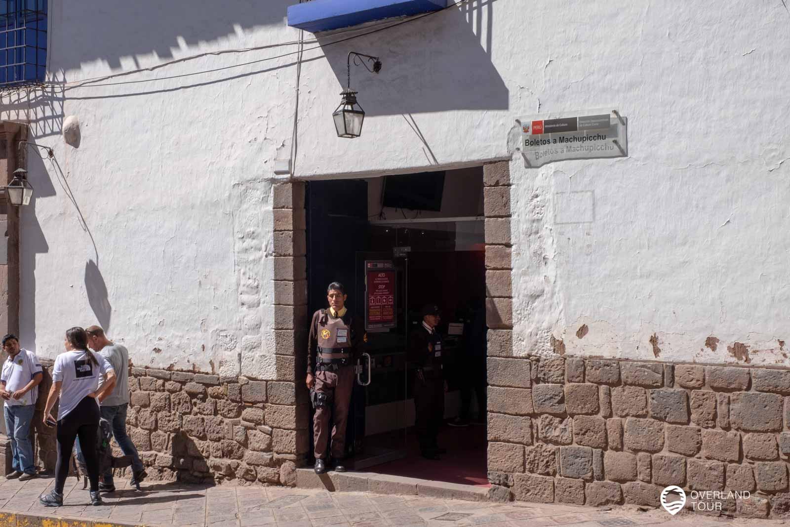 Cusco - Eine wunderbare Stadt in Peru