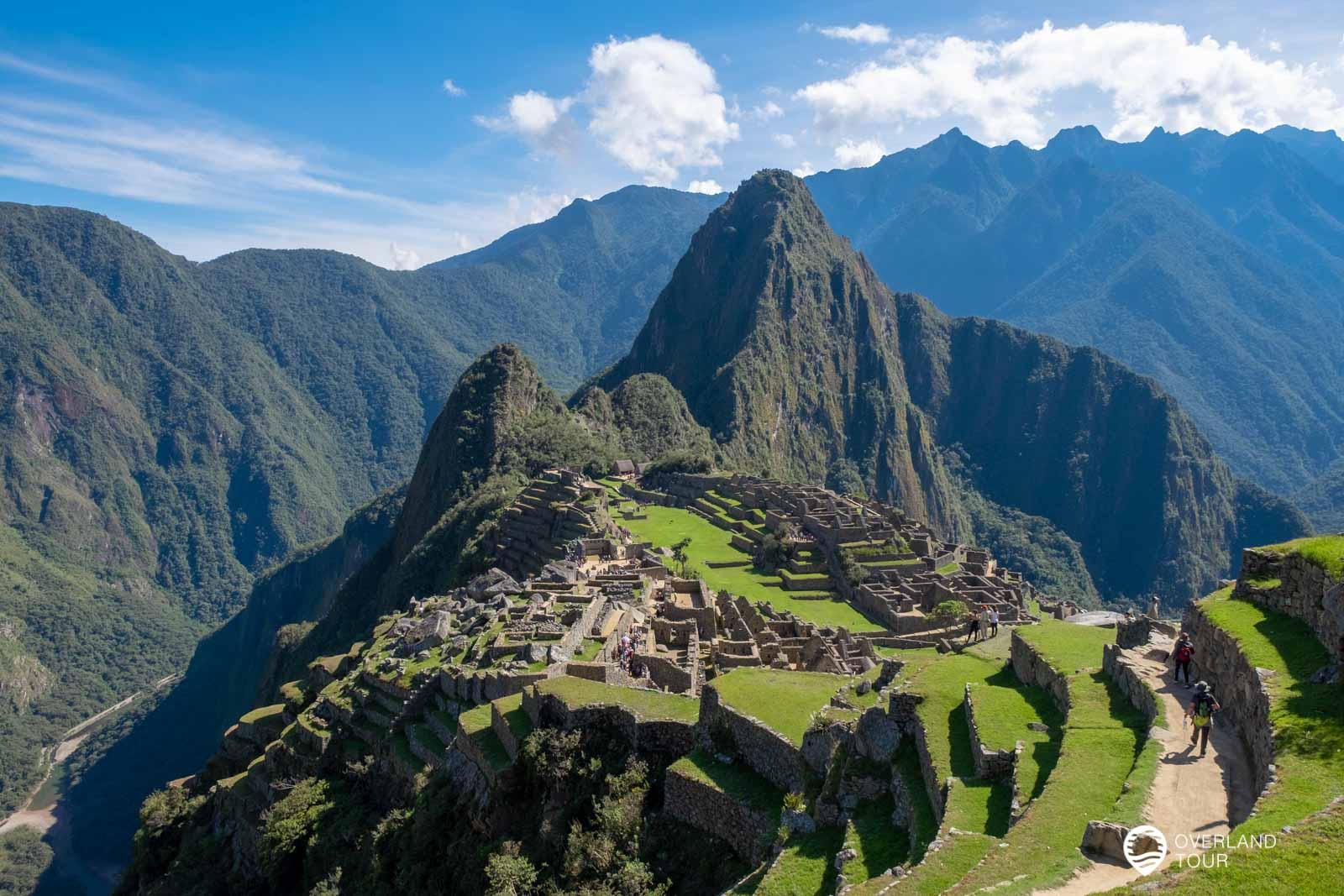Die Sehenswürdigkeiten des Sacred Valley oder Urubamba Tal