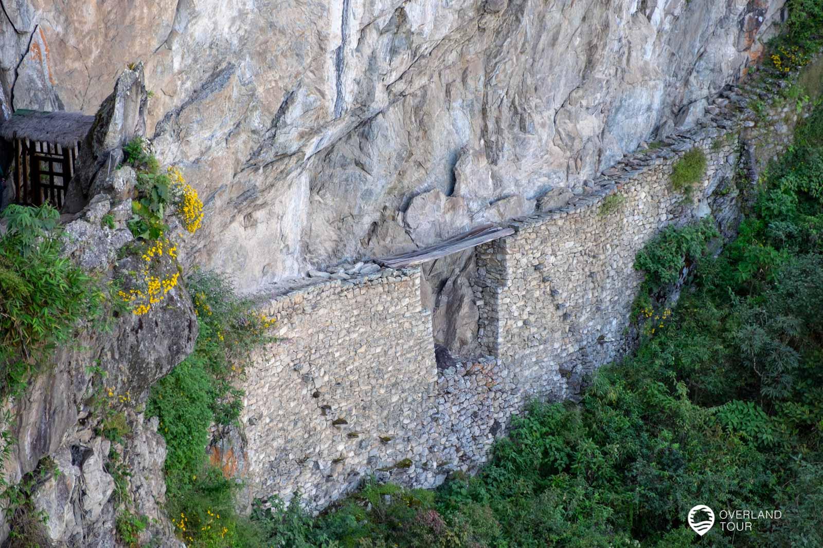 Machu Pichu – Die heilige Inka Stadt in den Anden von Peru