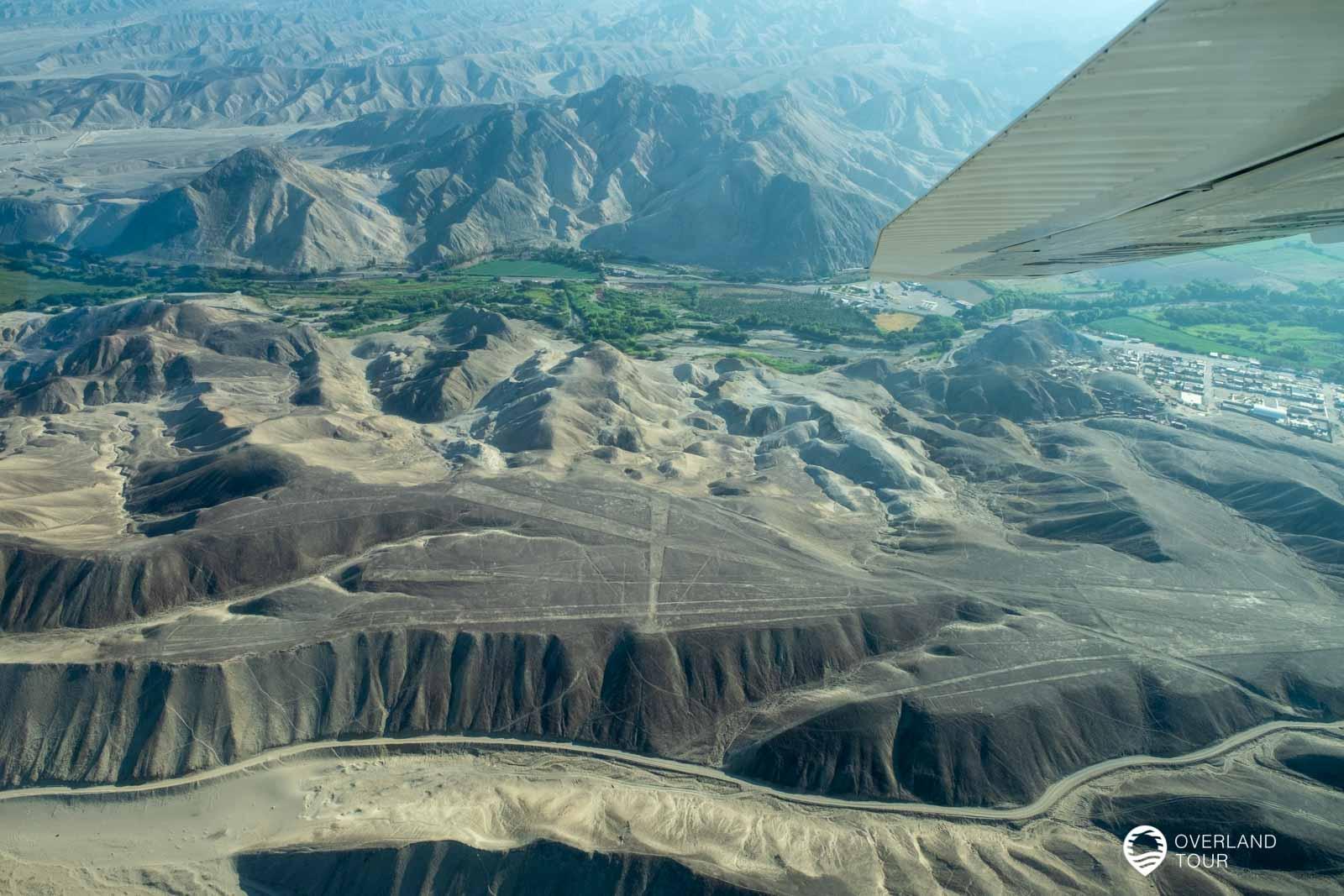 Nazcar-Linien Rundflug - Peru