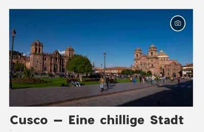 Mehr zu deinem Cusco Besuch