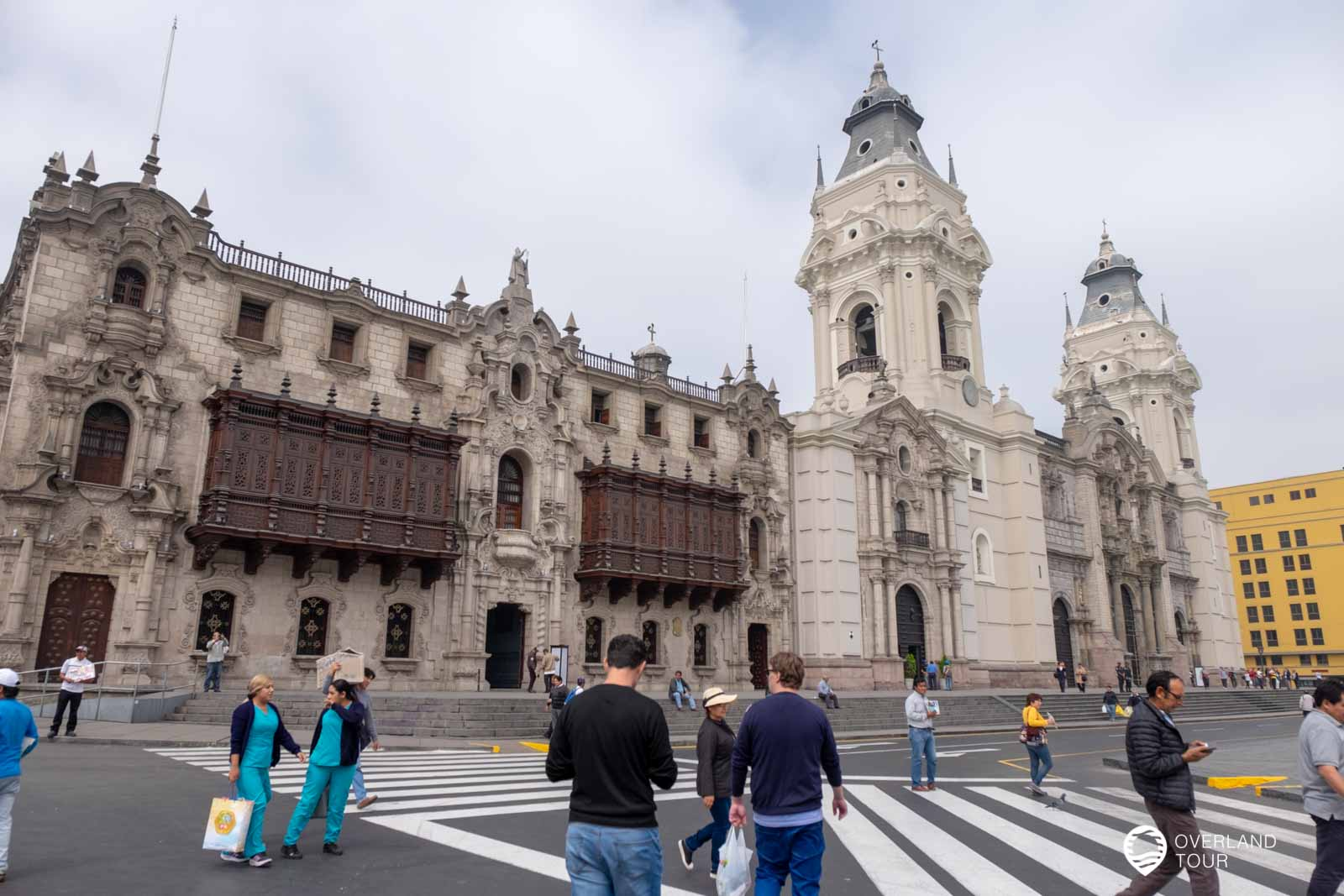 Lima Sehenswürdigkeiten - Hauptstadt von Peru
