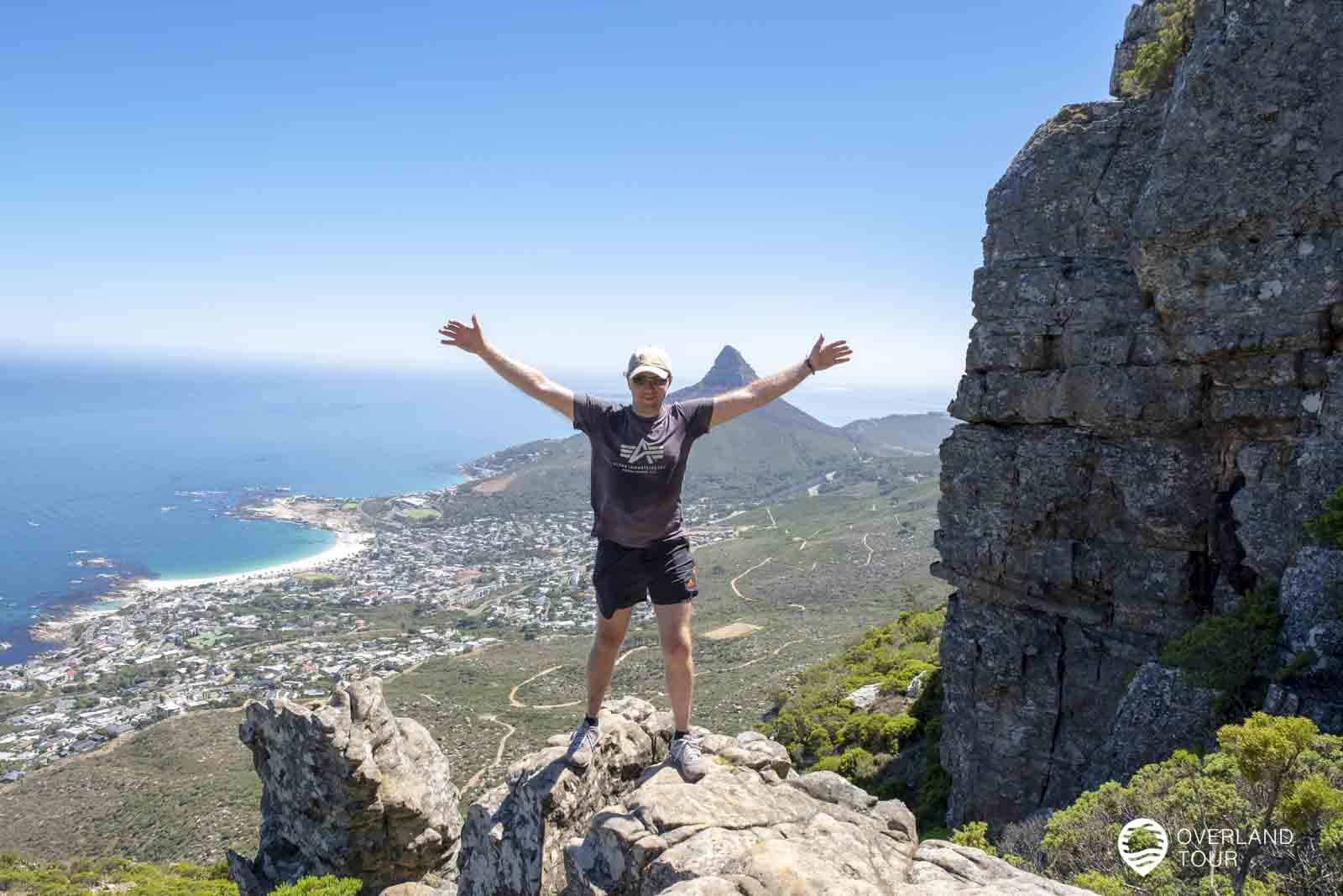 Kasteelspoort Wanderung – Der Tafelberg in Kapstadt ruft