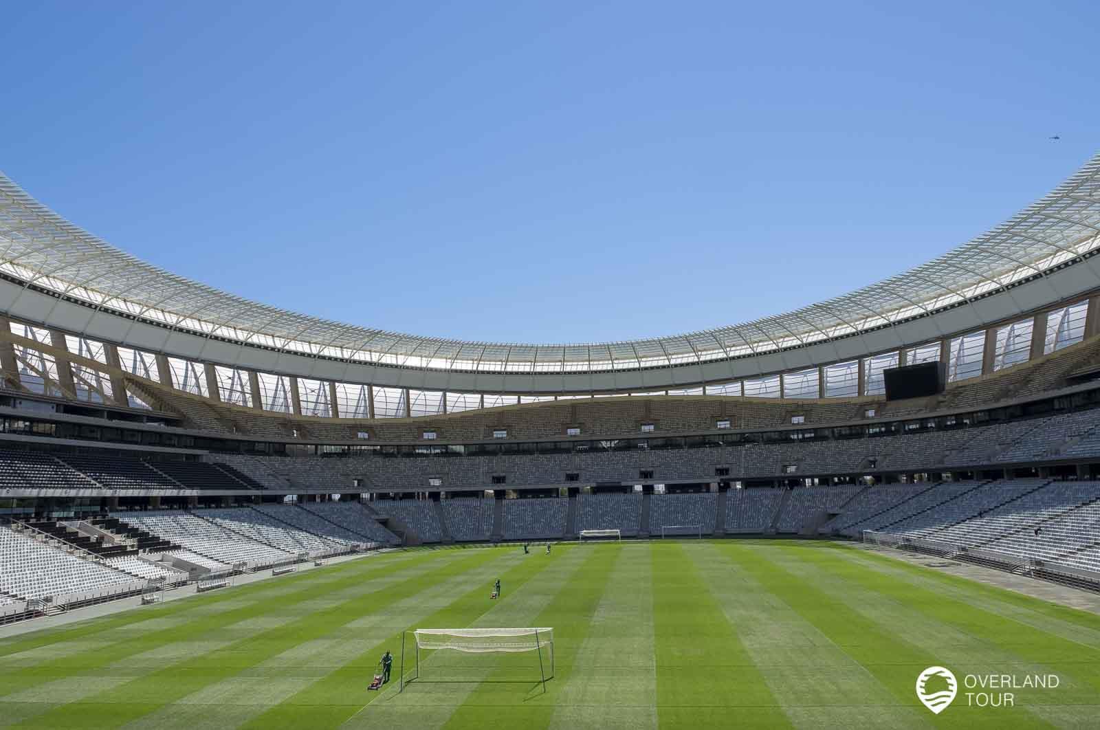 Das Cape Town Stadium in Green Point - Kapstadt
