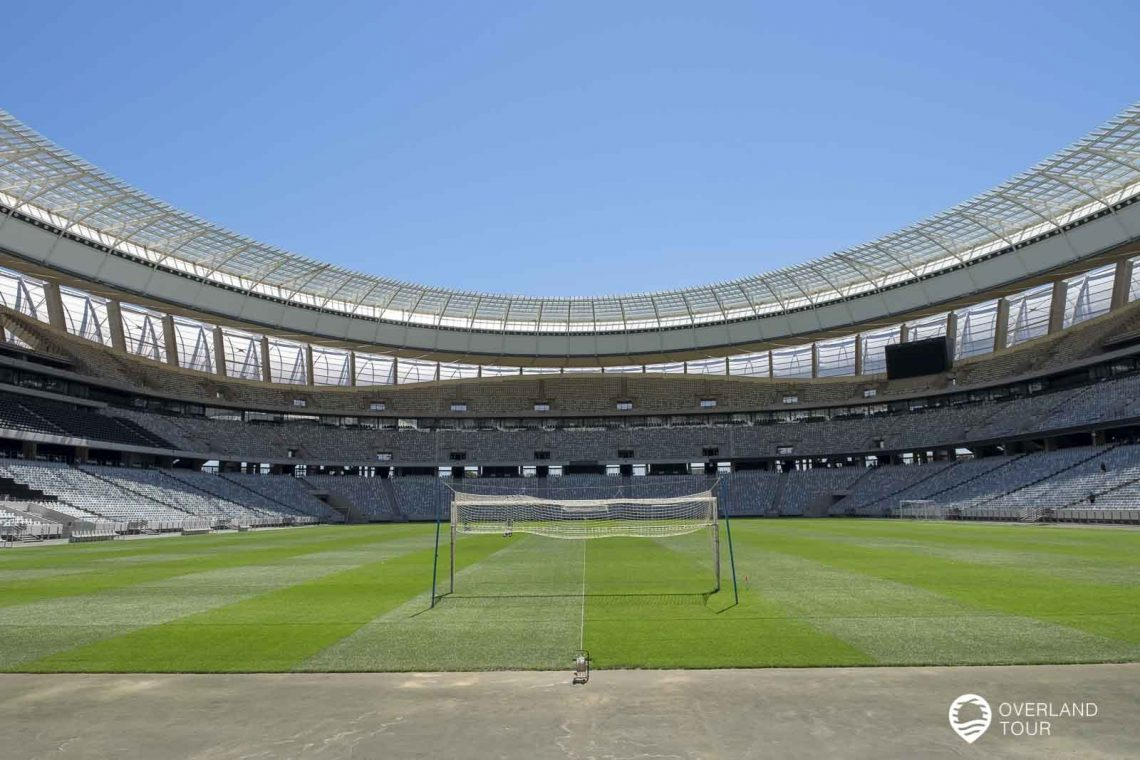 Das Cape Town Stadium in Green Point - Kapstadt