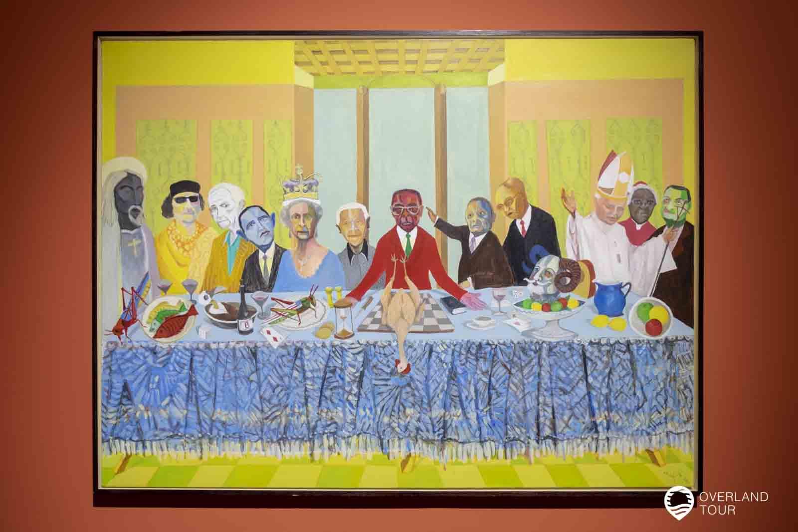 Das ZEITS MOCCA - Museum of Contemporary Art Africa - in Kapstad