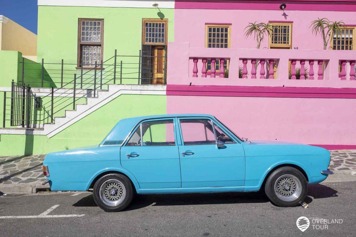 Das Bo-Kaap Viertel - Das bunte Kapstadt entdecken