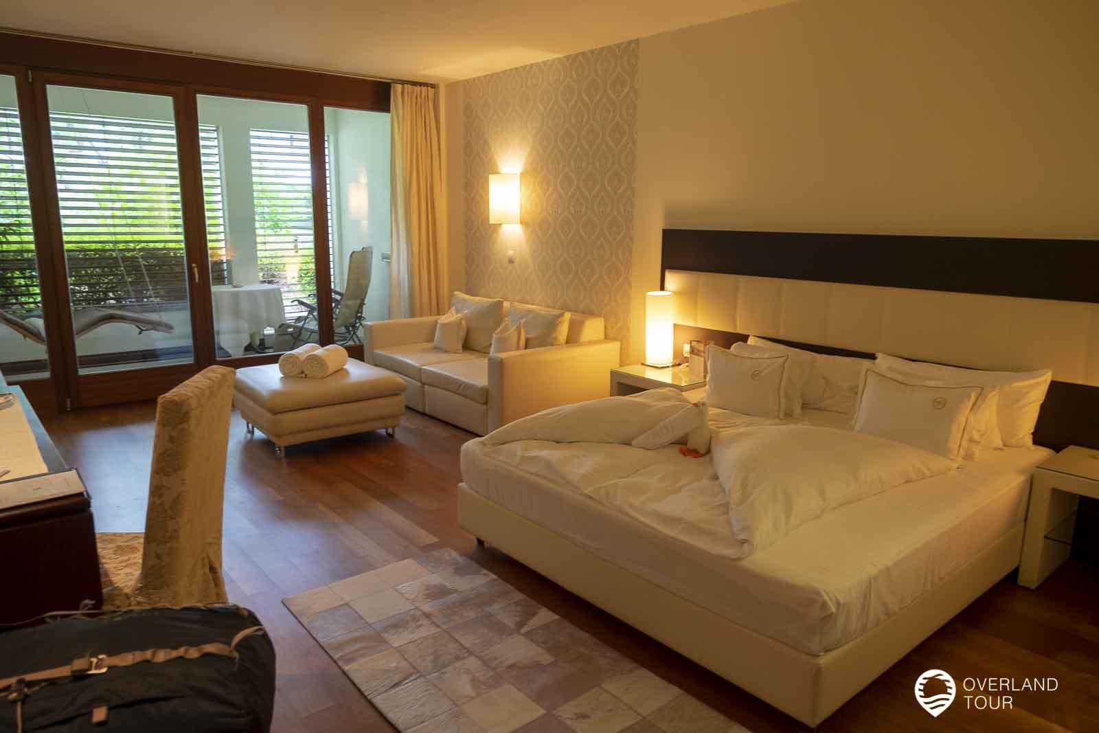 Mein Zimmer im Hotel Ansitz Plantitscherhof