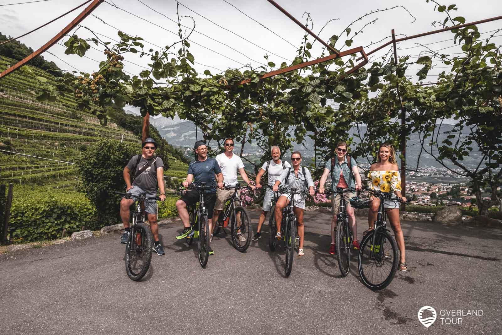Unsere E-Bike Gruppe