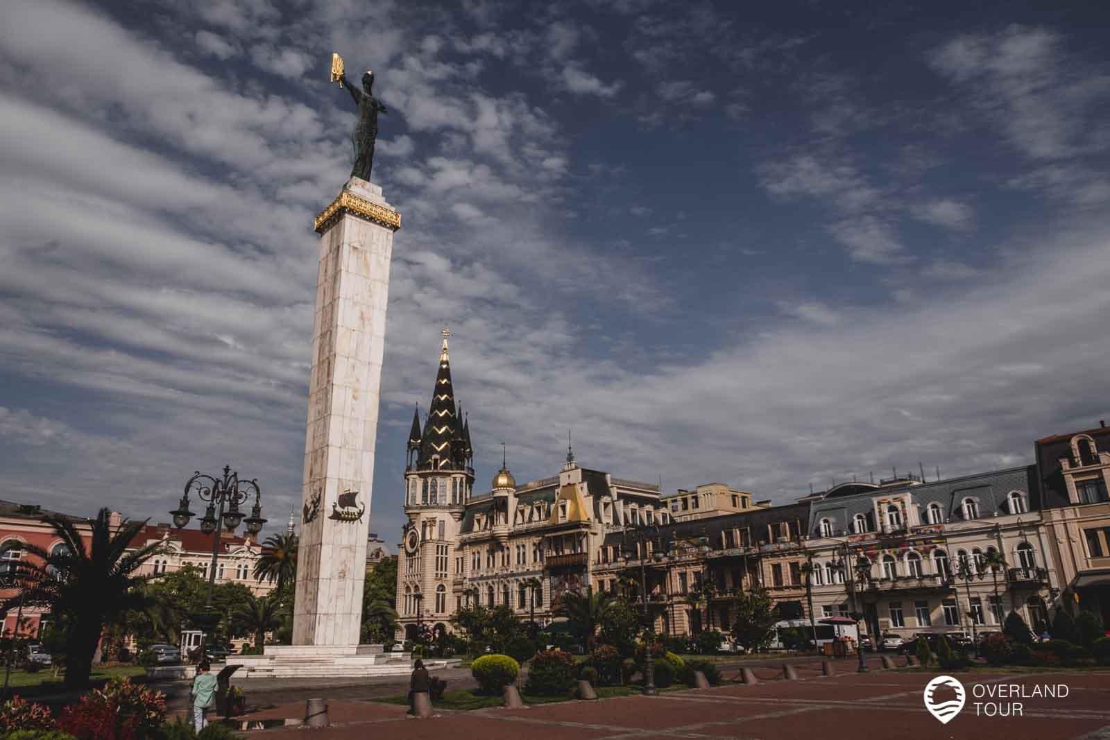 Denkmal der georgischen Prinzessin Medea und dem Goldene Vlies