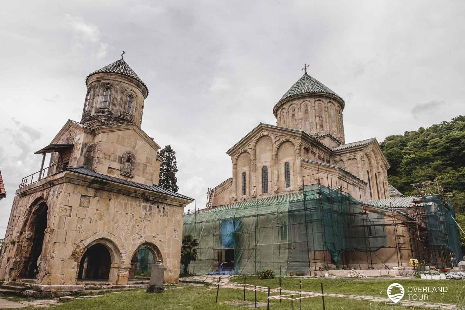 Das Kloster Gelati bei Kutaissi