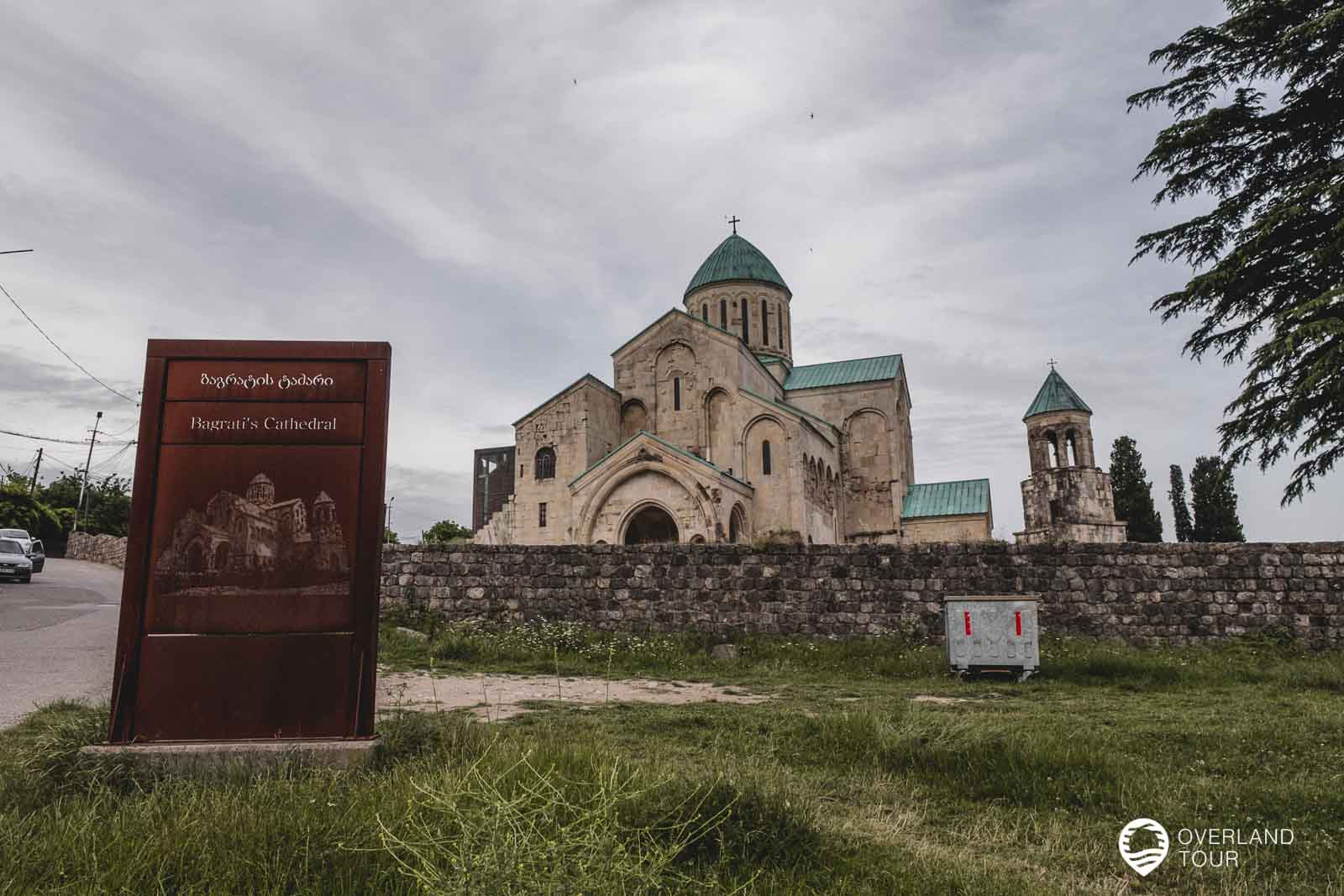 Bagrati Kathedrale in Kutaisi