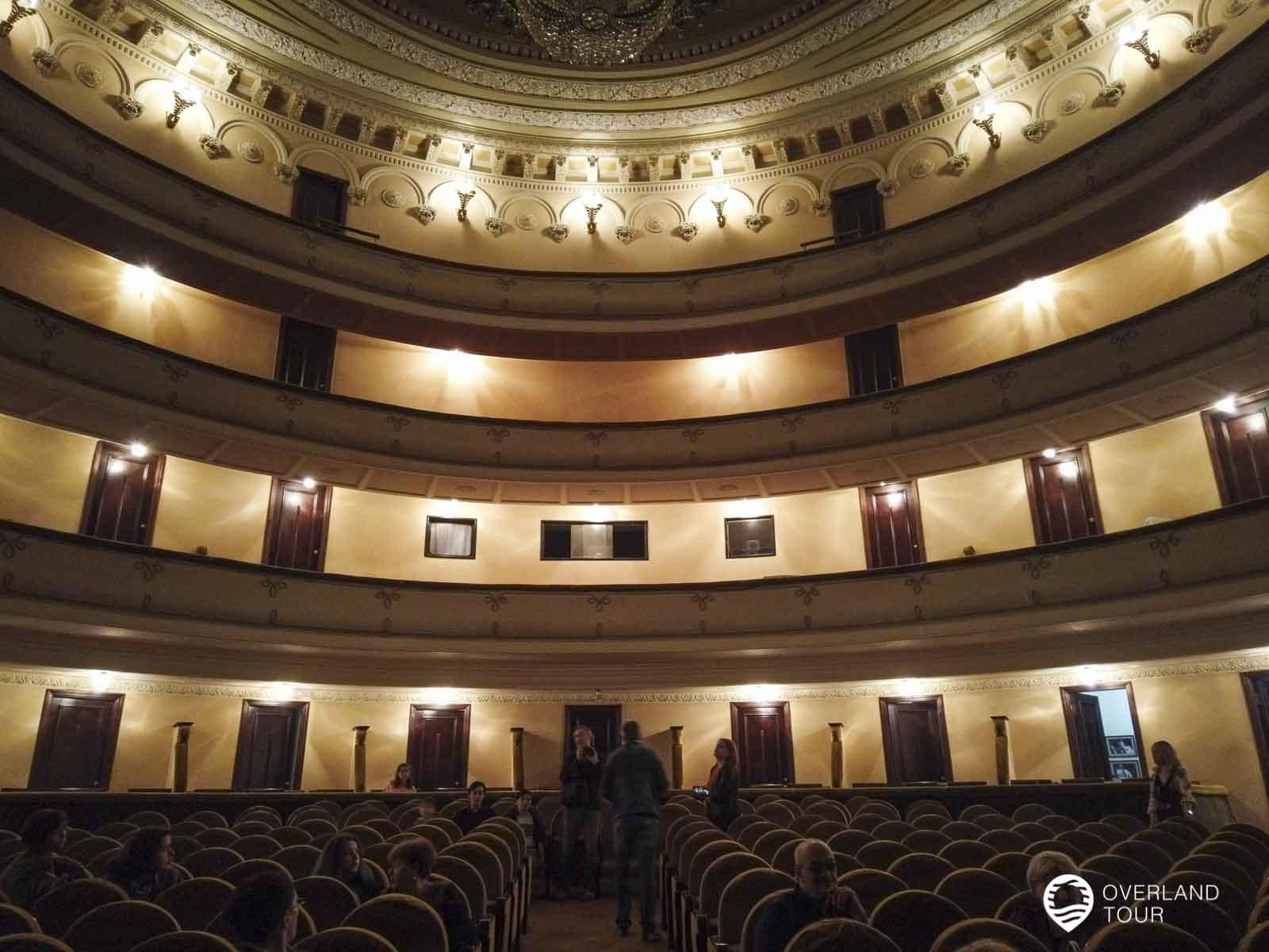 Das Meskhishvili Theater