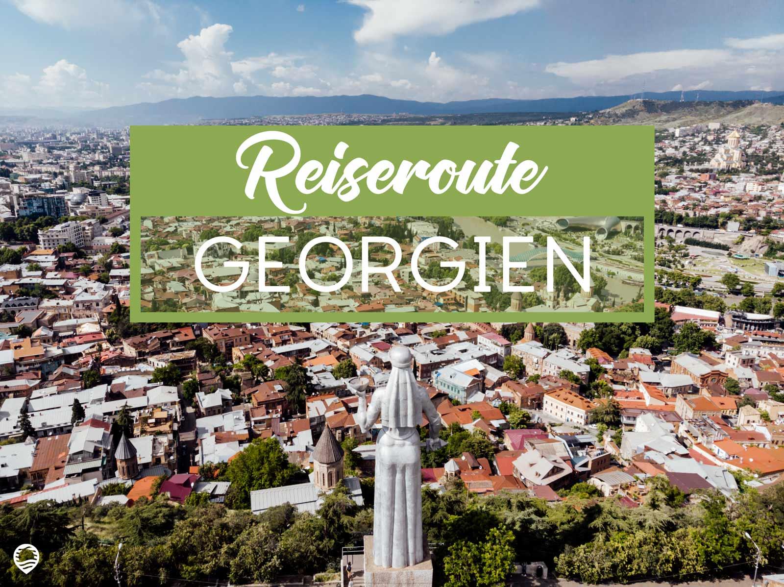 14 Tage Reise durch Georgien und den Kaukasus