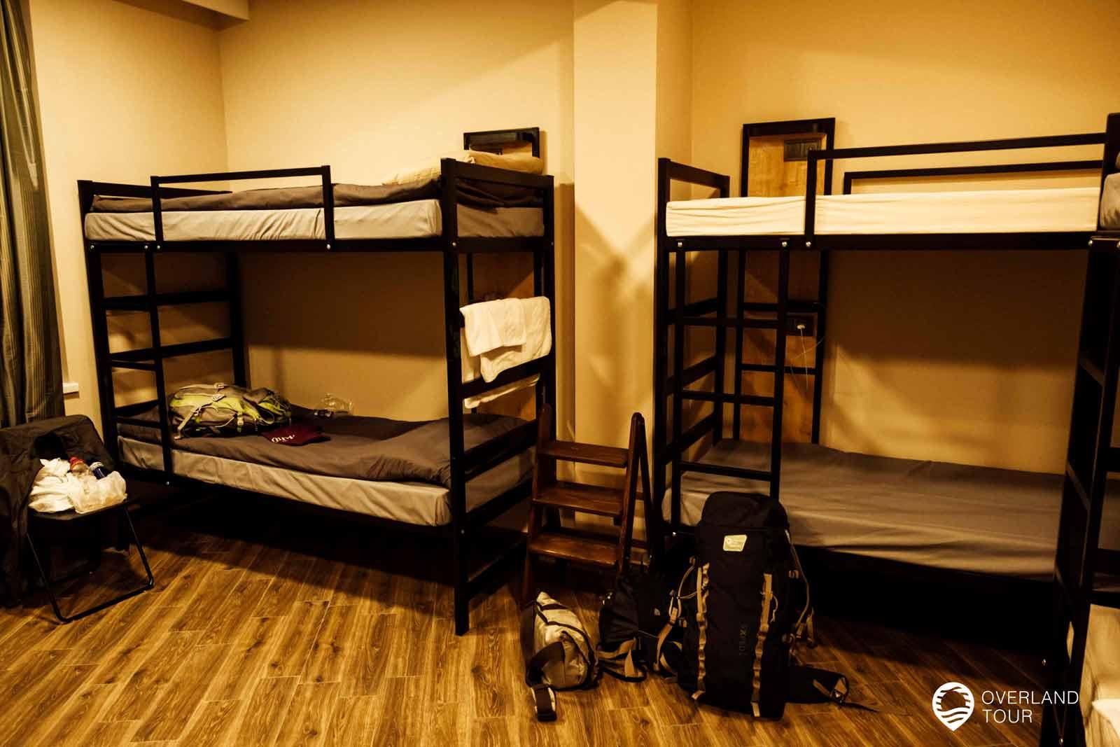 Sehenswürdigkeit Jerewan   Top 13 - Mein Übernachtungs-Tipp: Das Highland Hostel in Jerewan