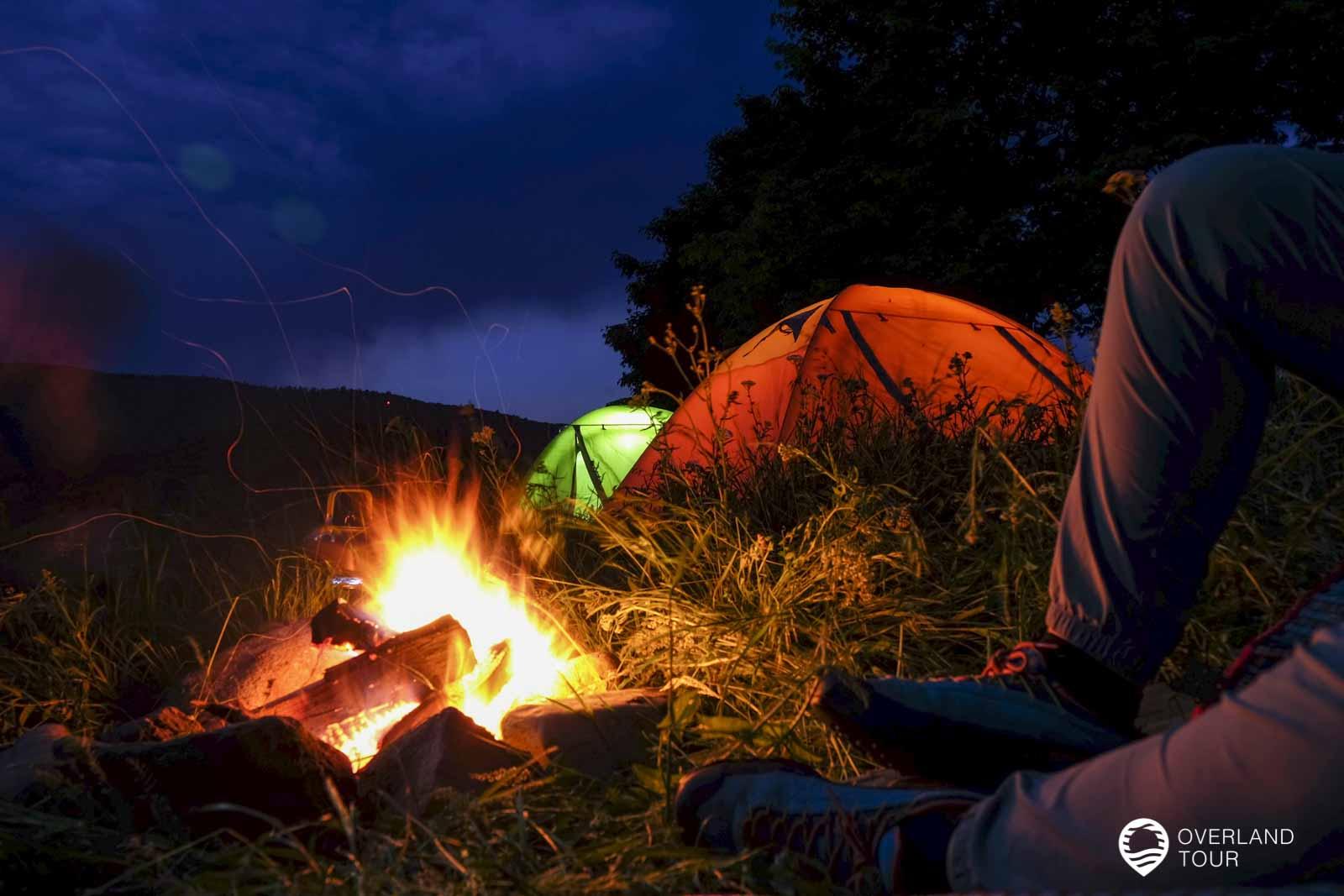 Erlebe viele Outdoor Aktivitäten und die wunderbare Landschaft