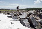 Auf der weiteren Suche nach Lerrnashght'a Petroglyphen