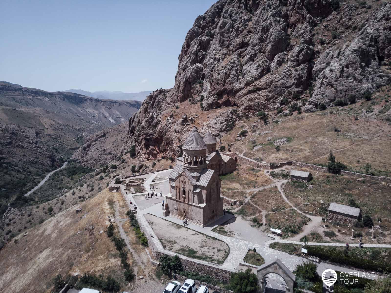 Das Kloster Noravank entstand im 13. Bis 14. Jahrhundert