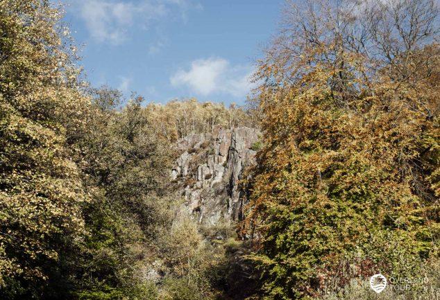 Saar-Hunsrück-Steig 10. Etappe: Börfink-Erbeskopf-Morbach
