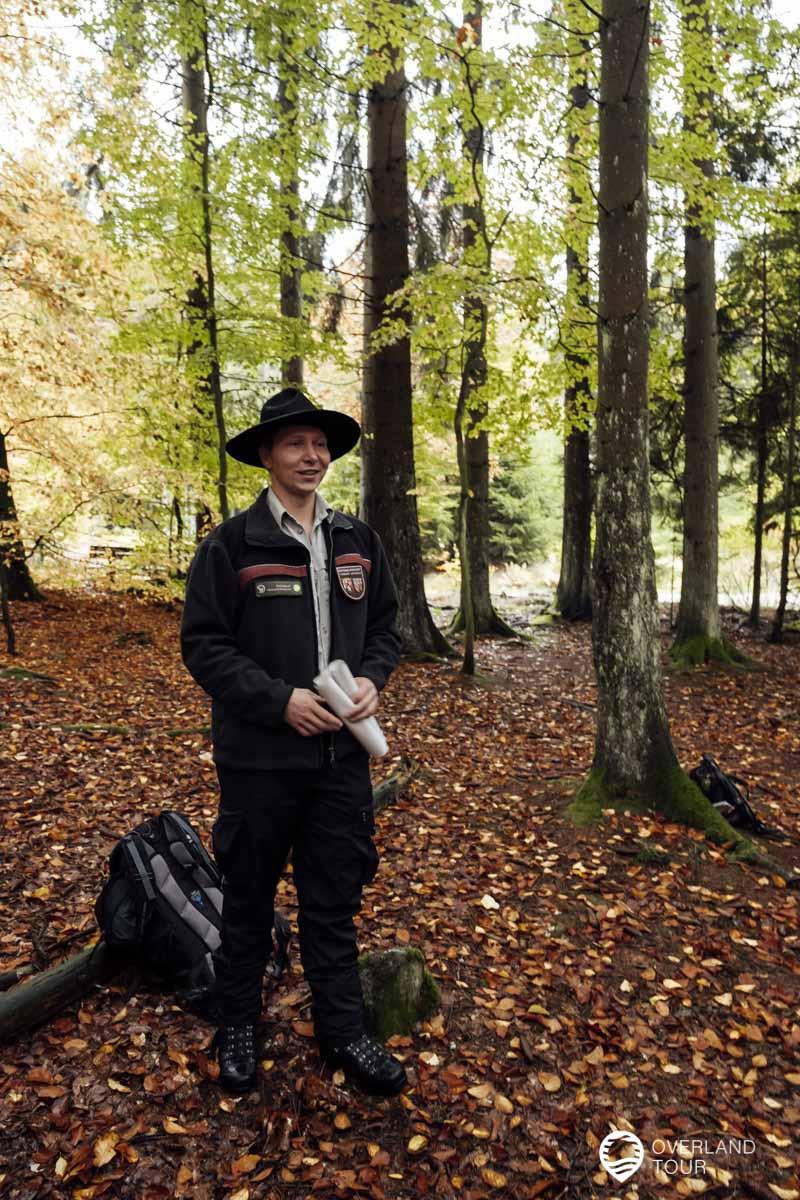 Unser Ranger Patric Heintz - Hey Patric das war ein echt geiler Tag mit dir als Ranger und dazu habe ich noch viel gelernt. Vielen Dank