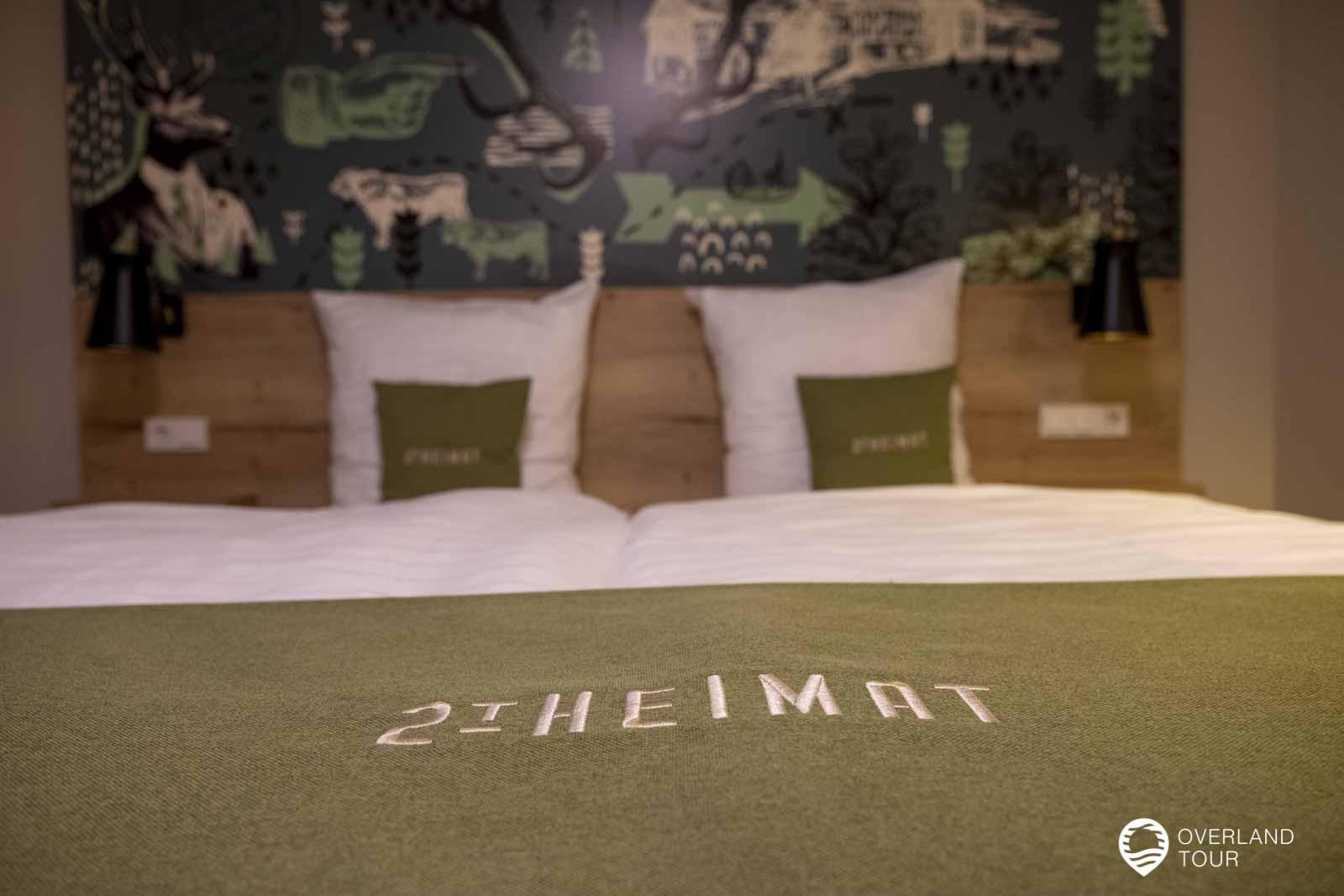 Mein Übernachtungs-Tipp in Moorbach – Das Hotel 2THeimat und kulinarisch ist es noch dazu... es war einfach nur lecker