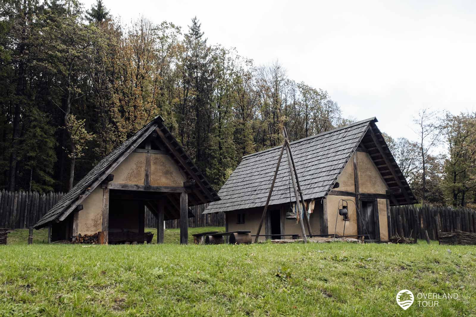 Der Keltenpark von Otzenhausen