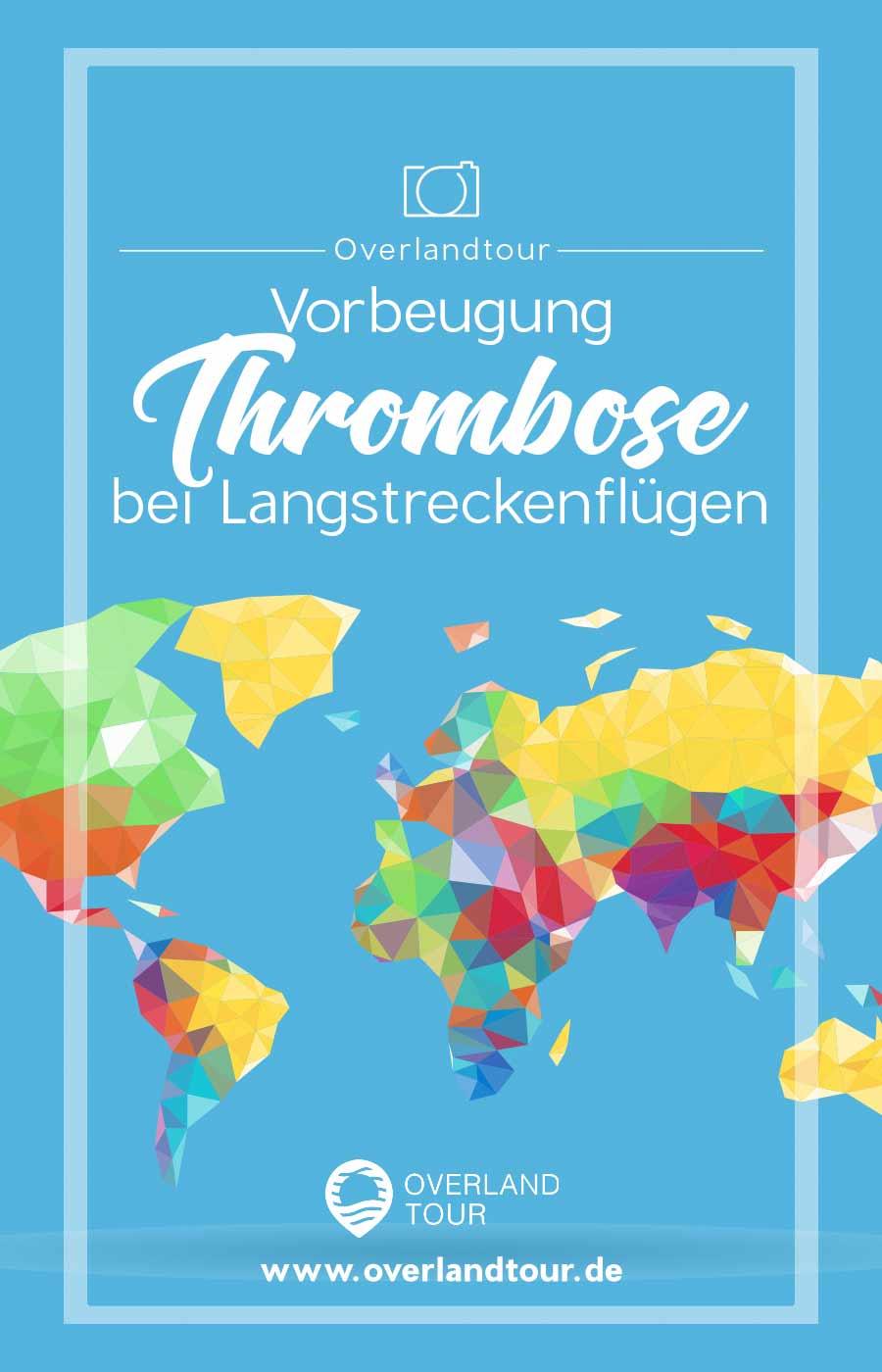 Thrombose Tabletten Flug