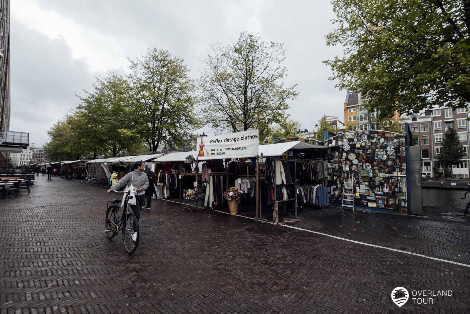 Waterlooplein Market - Der größte Reinfall und Nepp