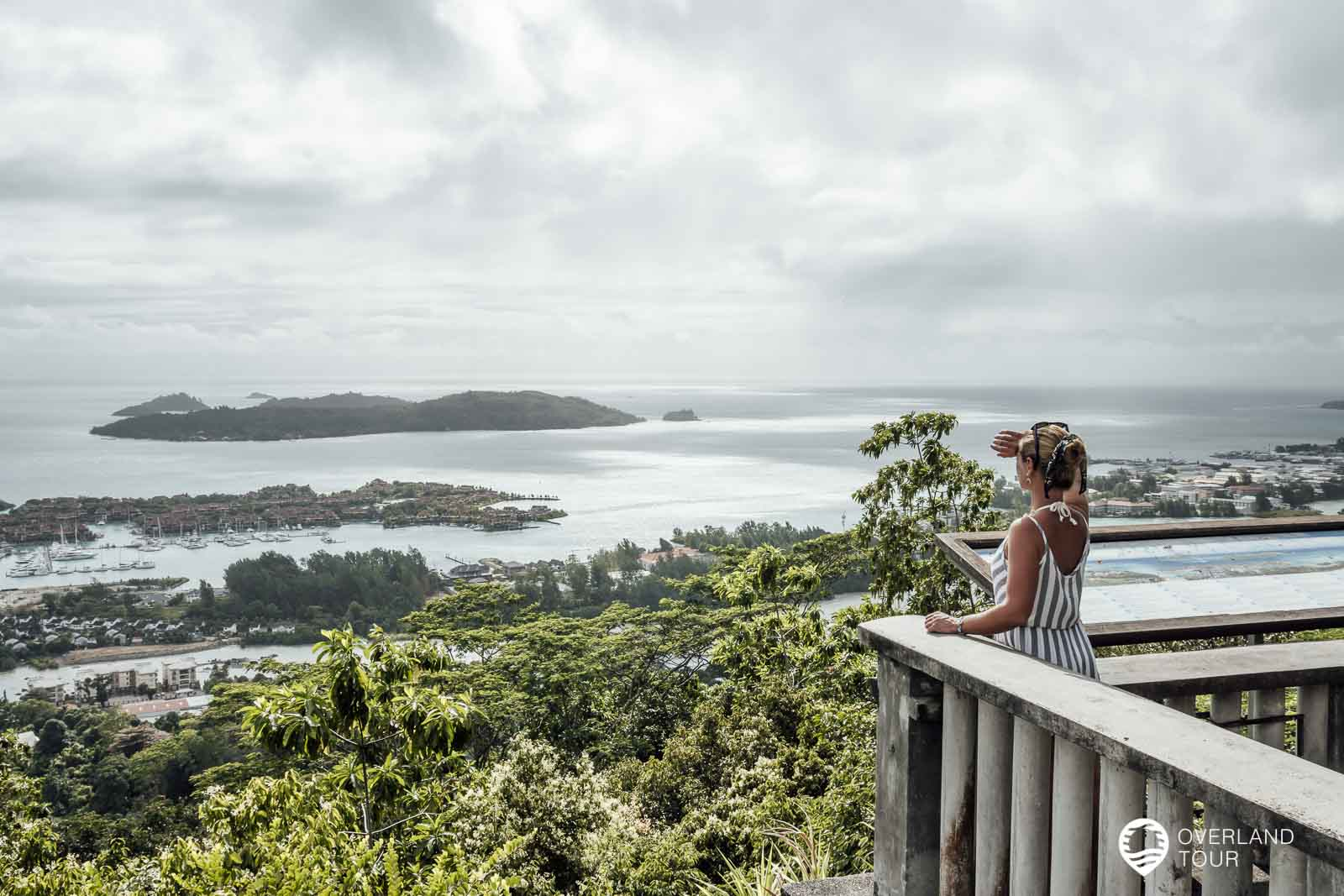 La Misere Viewpoint – Die Aussicht über Eden Island
