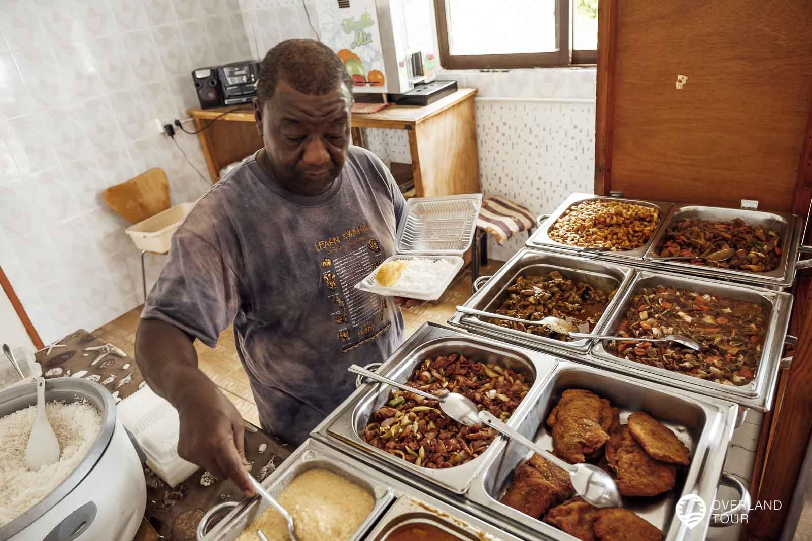 Sea Drift Creole Take Away - Super lecker war das Essen