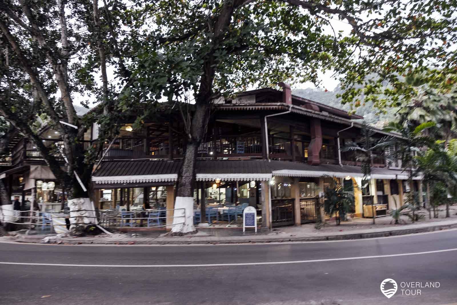 Das Boat House Restaurant im Norden mit seinem All-You-Can-Eat Buffet