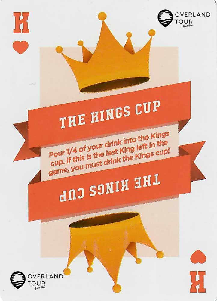 Regeln aufstellen cup kings Kings Drinking